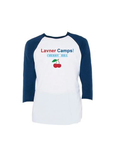 Cherry Hill Raglan 3/4 (Adult)