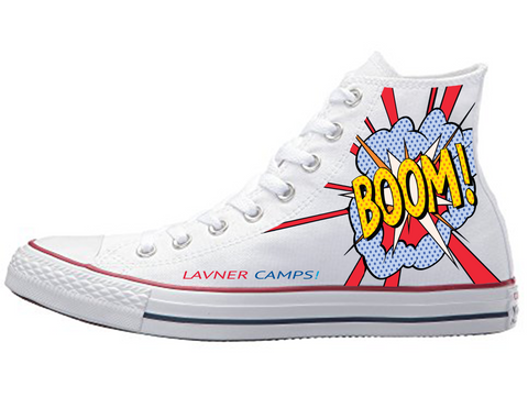Converse Boom! (Little Kid)