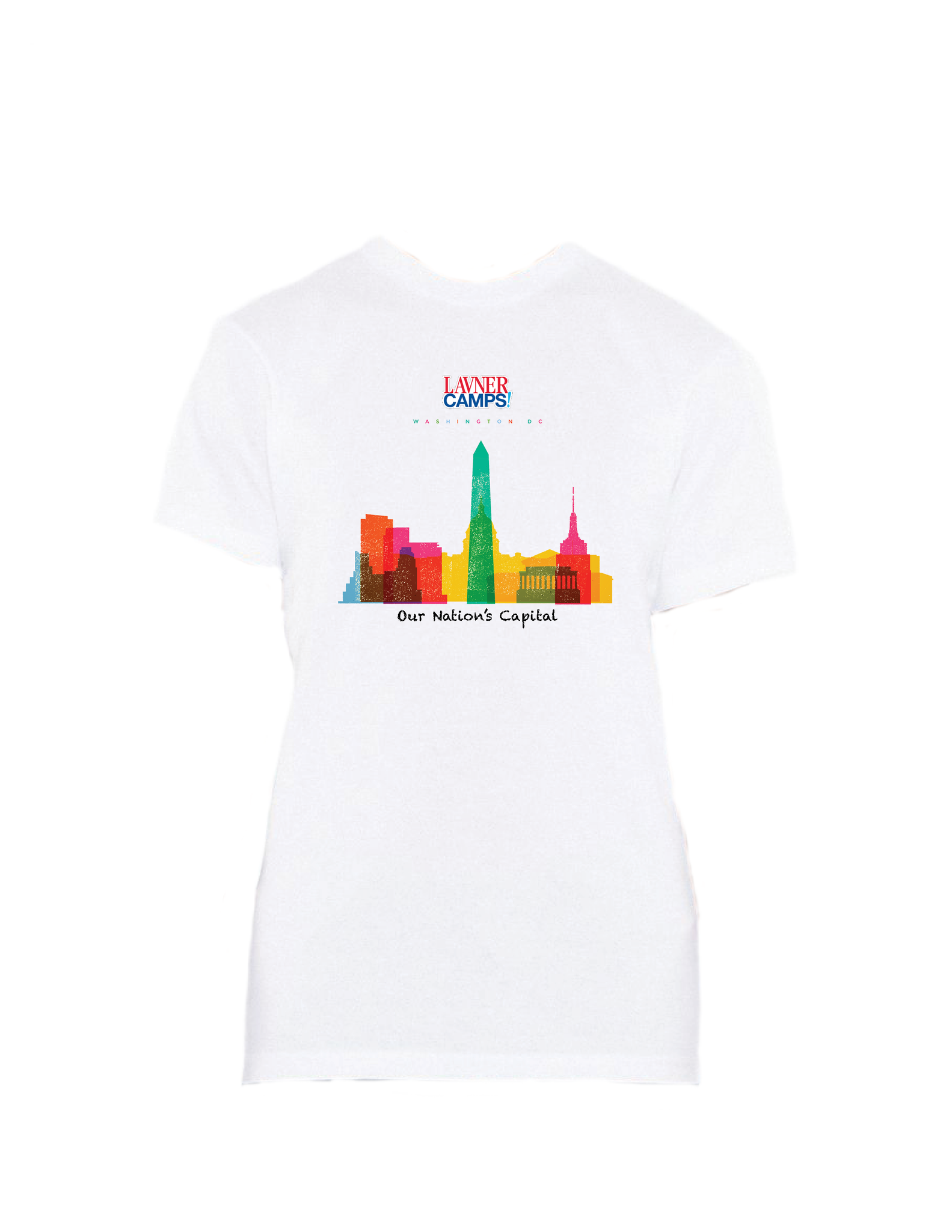 DC Skyline T-Shirt (Youth)
