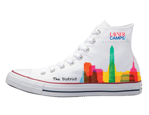 Converse Washington DC (Unisex)