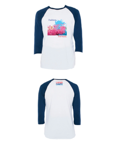 Fashion Forward Raglan 3/4 (Adult)