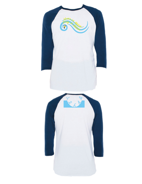 Ideas in Motion Raglan 3/4 (Adult)