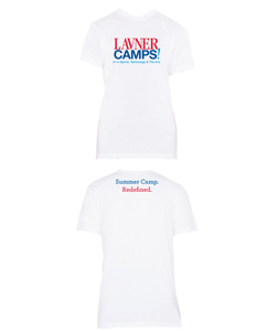 Lavner Camps T-Shirt (Adult)
