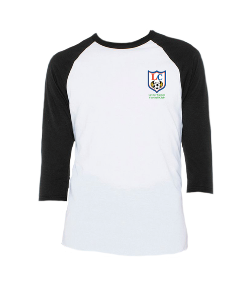 Lavner Camps Football Club Raglan 3/4 (Adult)