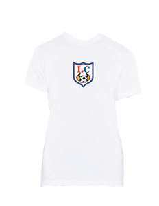 Lavner Camps Soccer Crest T-Shirt (Youth)