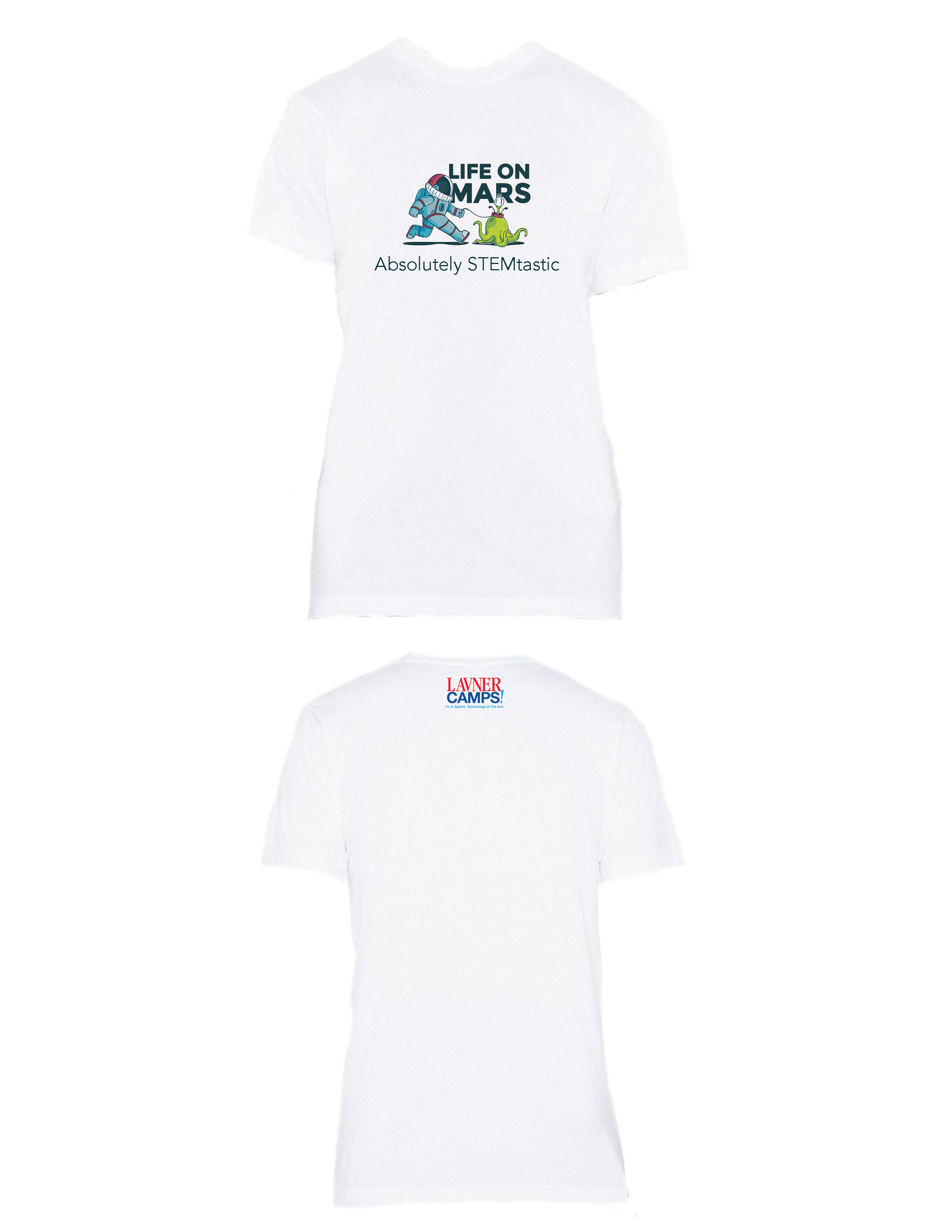 Life On Mars T-Shirt (Youth)