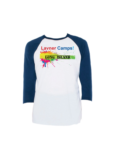 Long Island Raglan 3/4 (Adult)