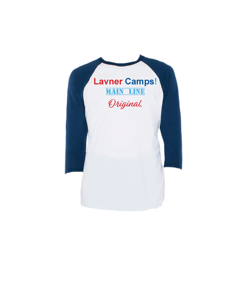 Main Line Original Raglan 3/4 (Youth)