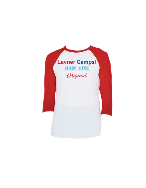 Main Line Original Raglan 3/4 (Adult)