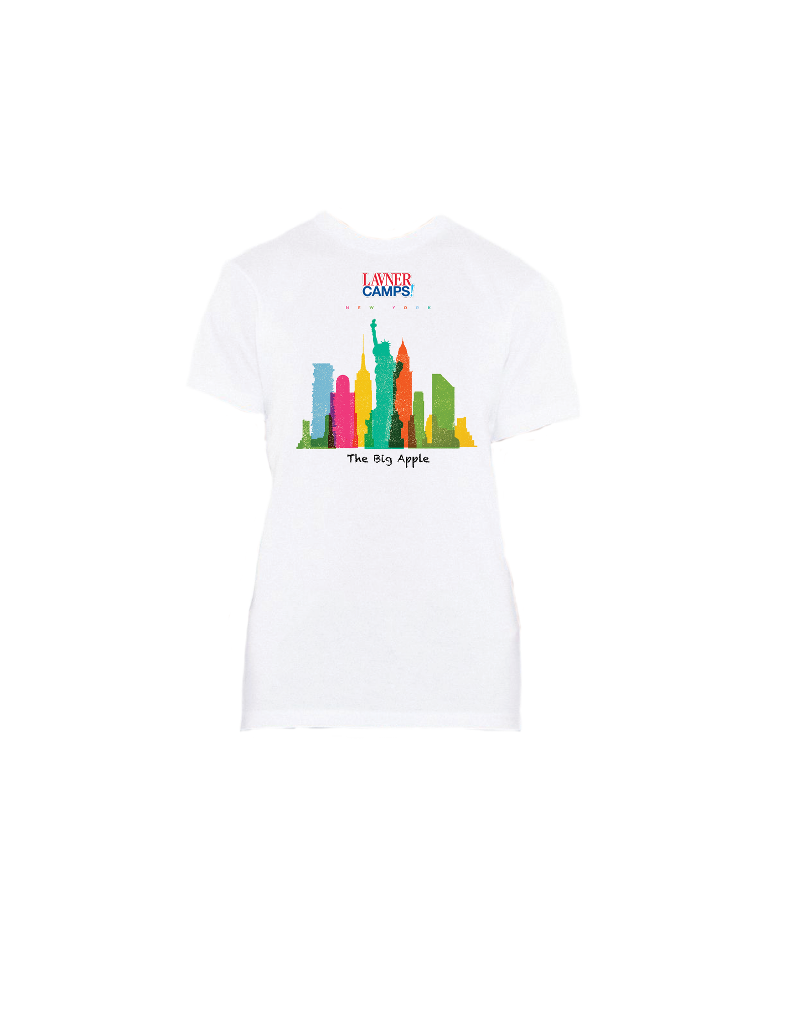 NY Skyline T-Shirt (Adult)