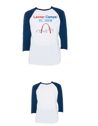 St. Louis Raglan 3/4 (Youth)