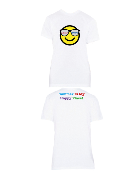 Summer Happy Place T-Shirt (Adult)