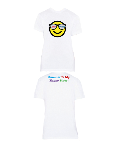 Summer Happy Place T-Shirt (Youth)