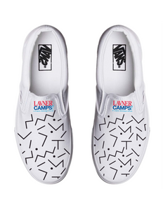 Vans Pattern (Little/Big Kids)