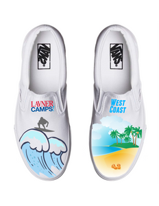 Vans West Coast (Little/Big Kids)