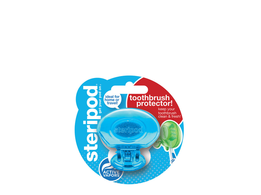 Classic Single Toothbrush Protector (Set of 1 Pod)