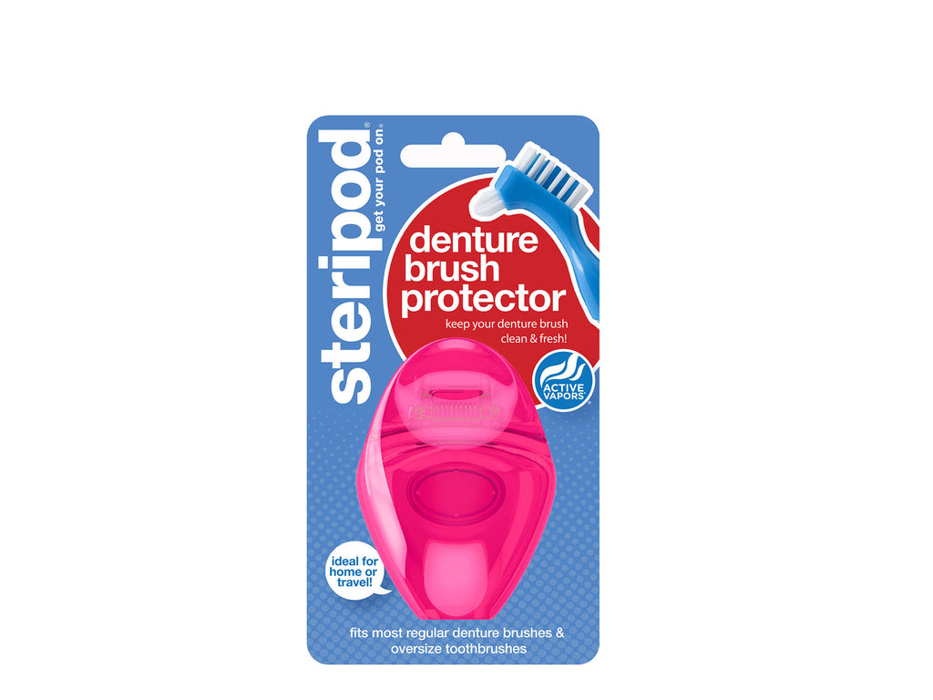 Single Denture Brush Protector