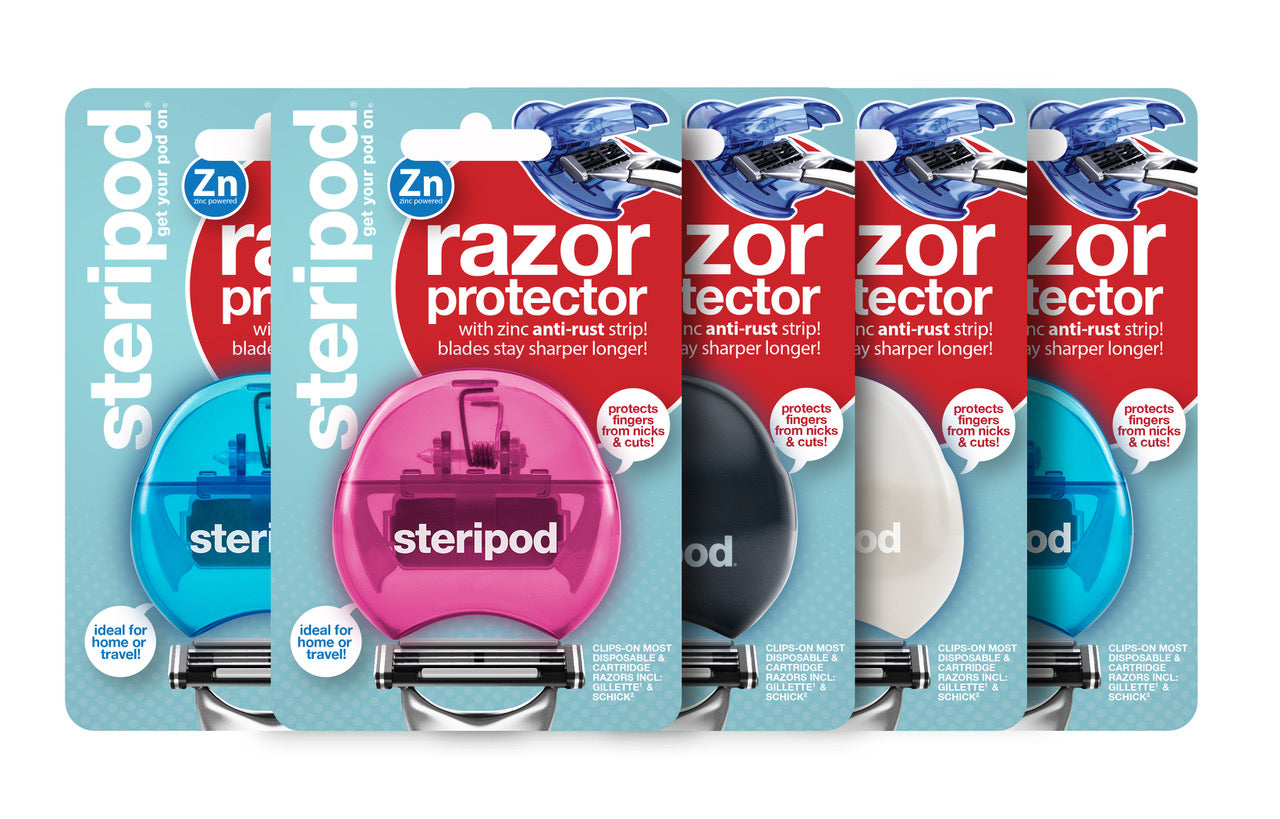 Razor Protectors Kit (Set of 5 Pods)