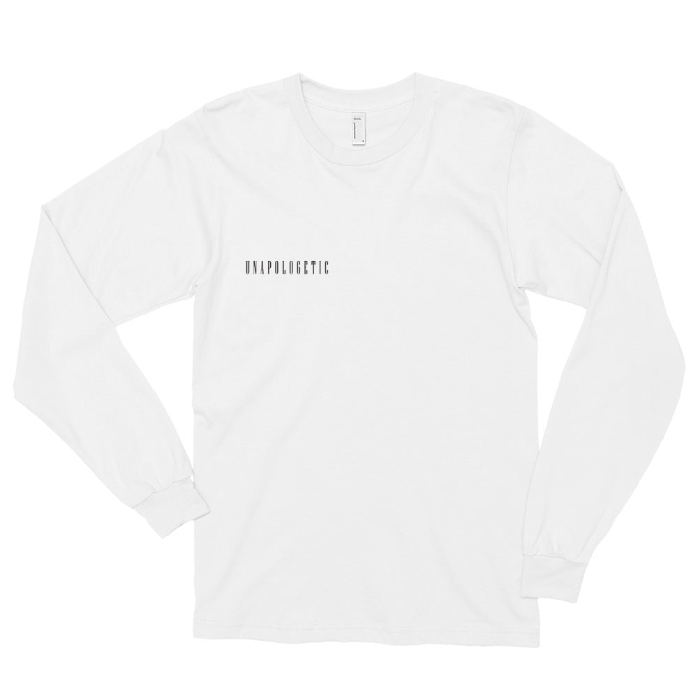 Long sleeve t-shirt - Unapologetic Shop