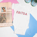 EBITDA Baby Onesie - Finance Is Cool