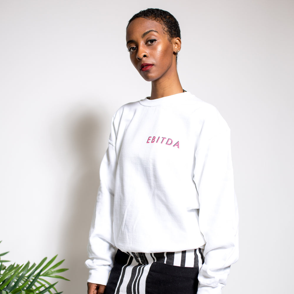 EBITDA Pullover - Finance Is Cool