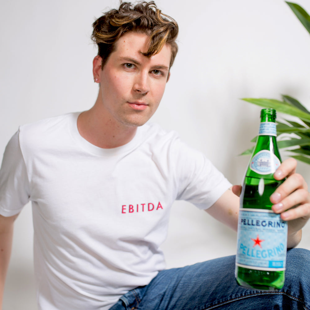 EBITDA Unisex T-Shirt - Finance Is Cool