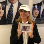 J.P. SONJA MORGAN Hat - Finance Is Cool
