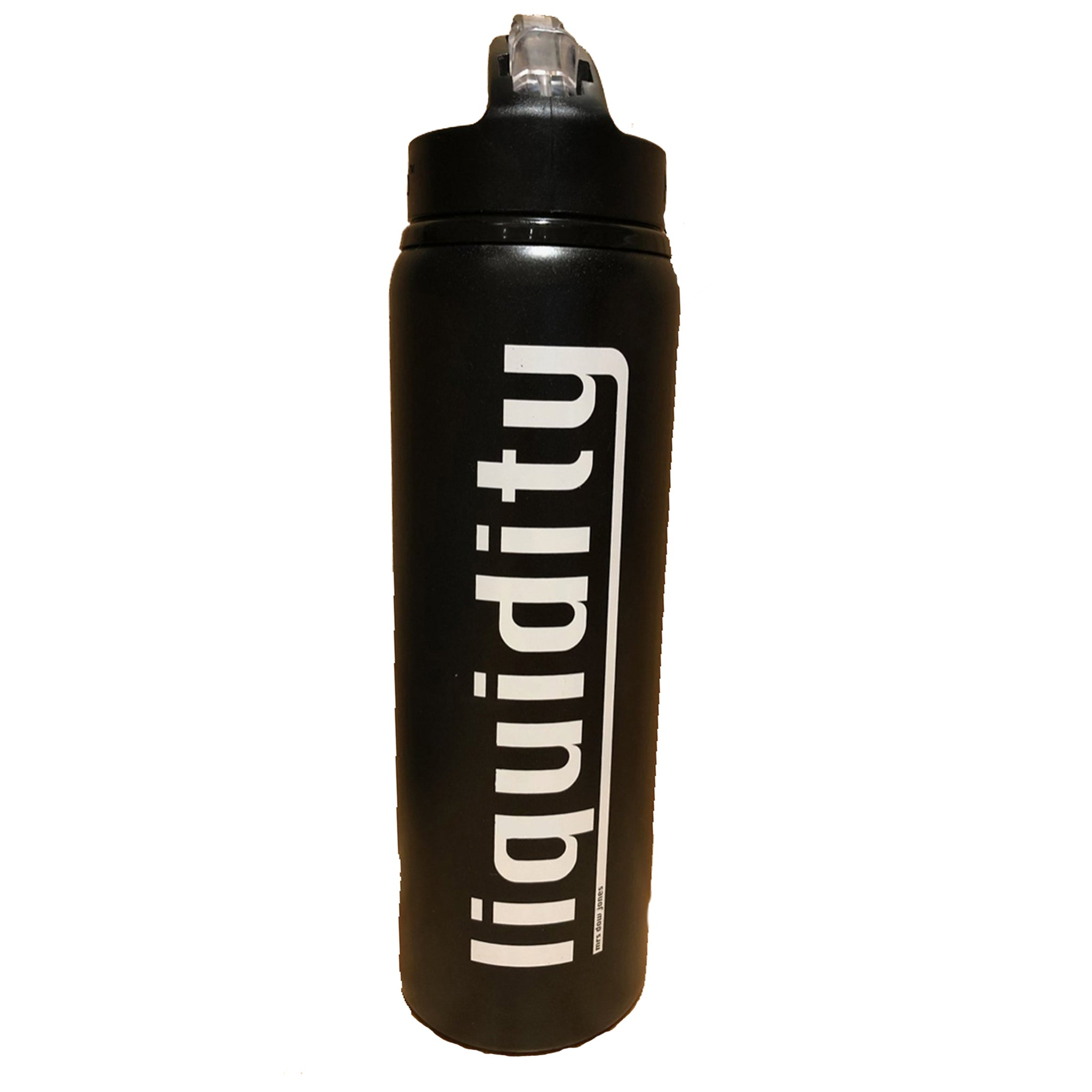 LIQUIDITY WATER BOTTLE - Finance Is Cool