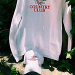 WHITE COUNTRY CLUB HAT