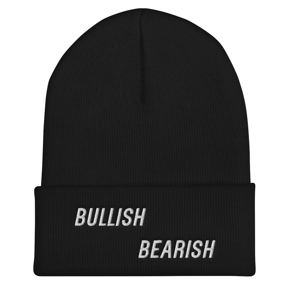 BULLISH/ BEARISH BEANIE