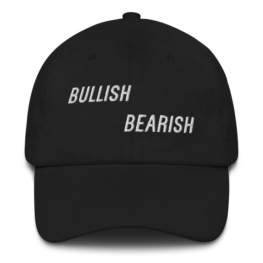 Bullish/ Bearish Hat - Finance Is Cool