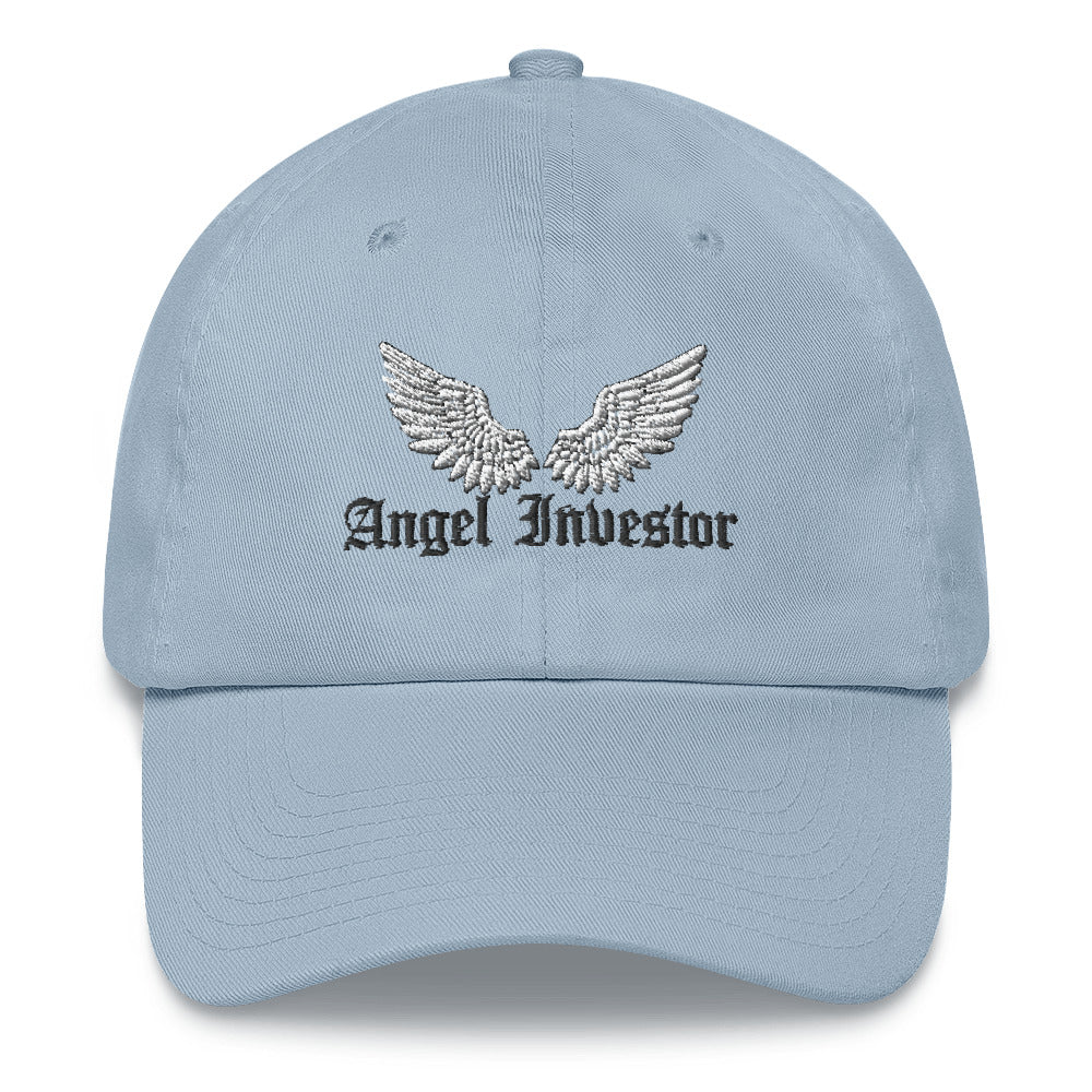 Angel Investor Hat - Finance Is Cool
