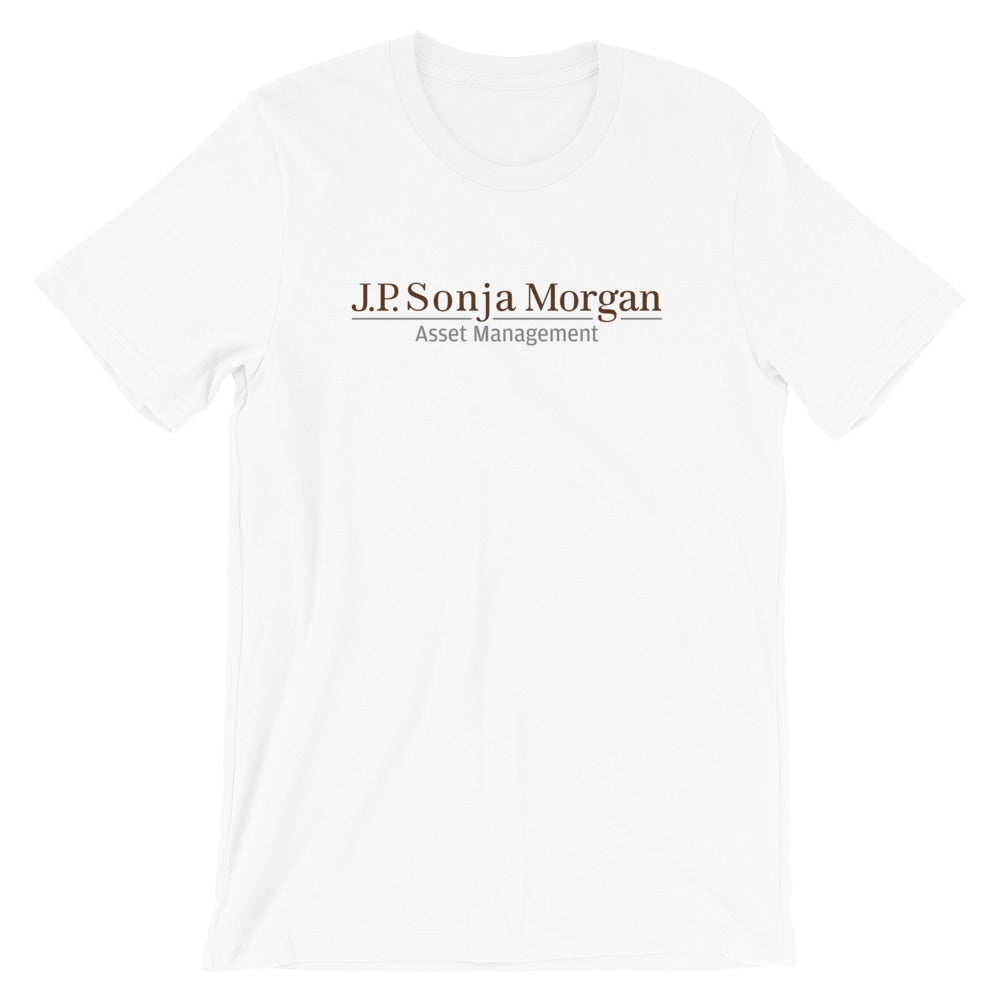 J.P. Sonja Morgan T-Shirt - Finance Is Cool