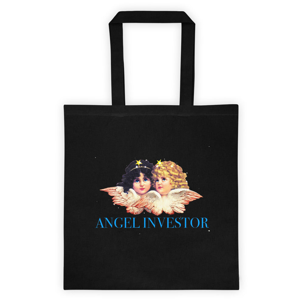ANGEL INVESTOR TOTE BAG - Finance Is Cool