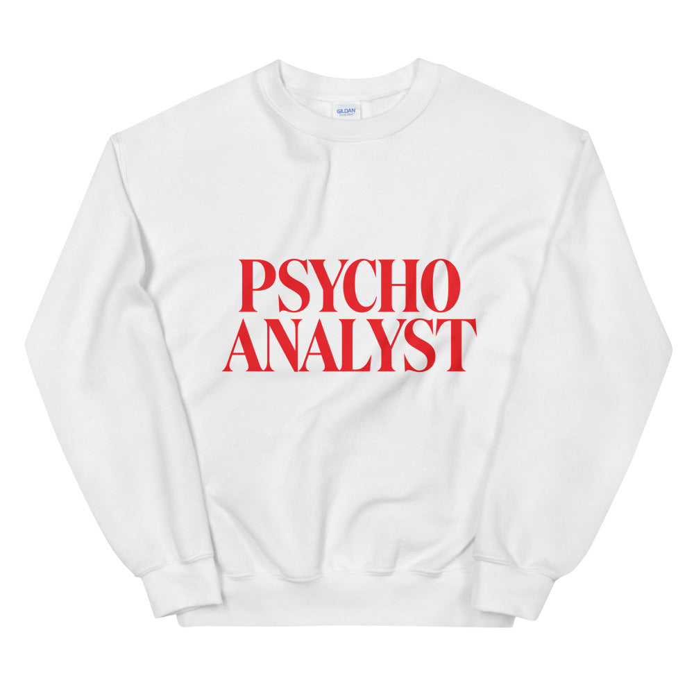 Psycho Analyst Pullover