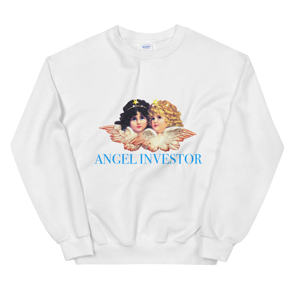 Angel Investor Pullover - Finance Is Cool