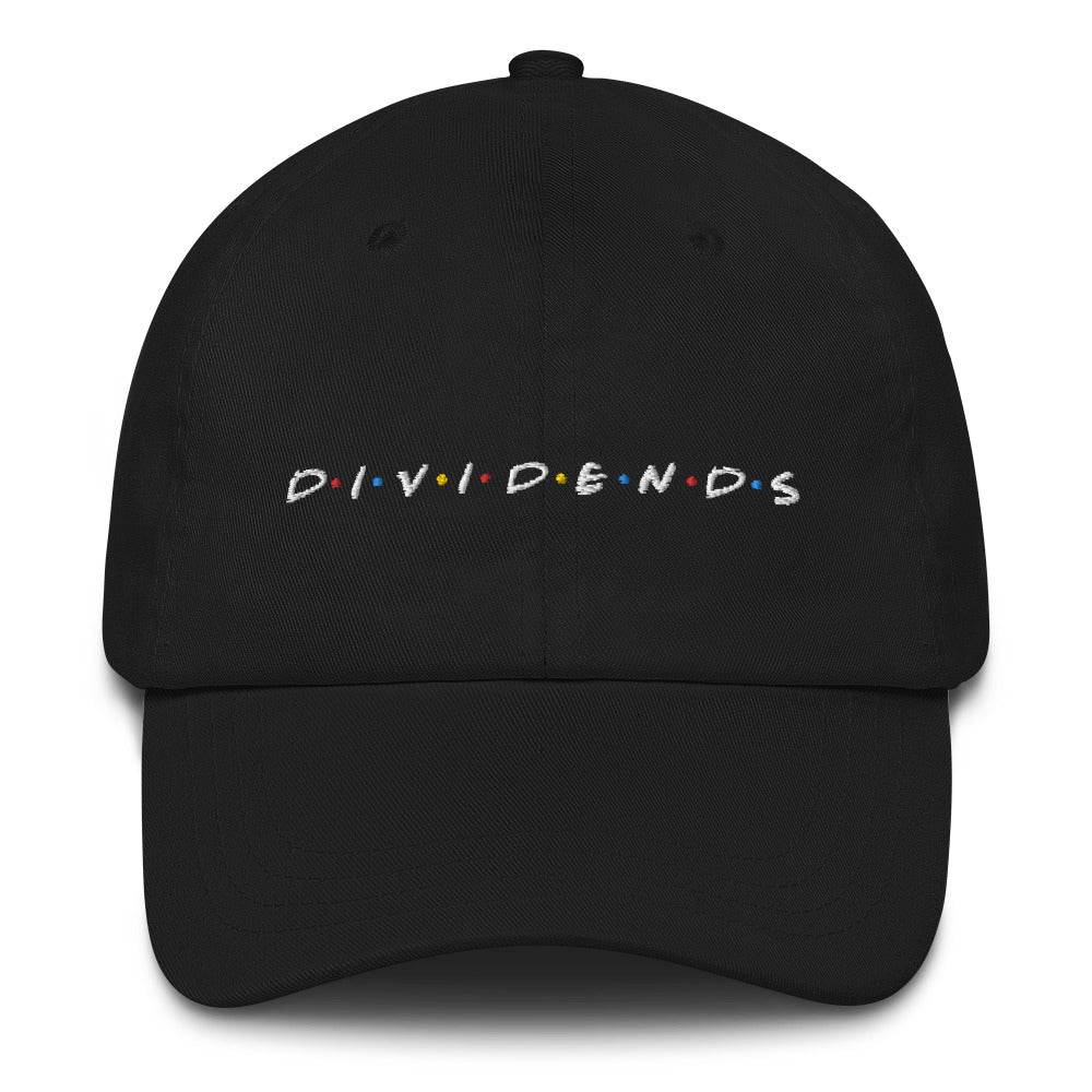 Dividends Friends Hat