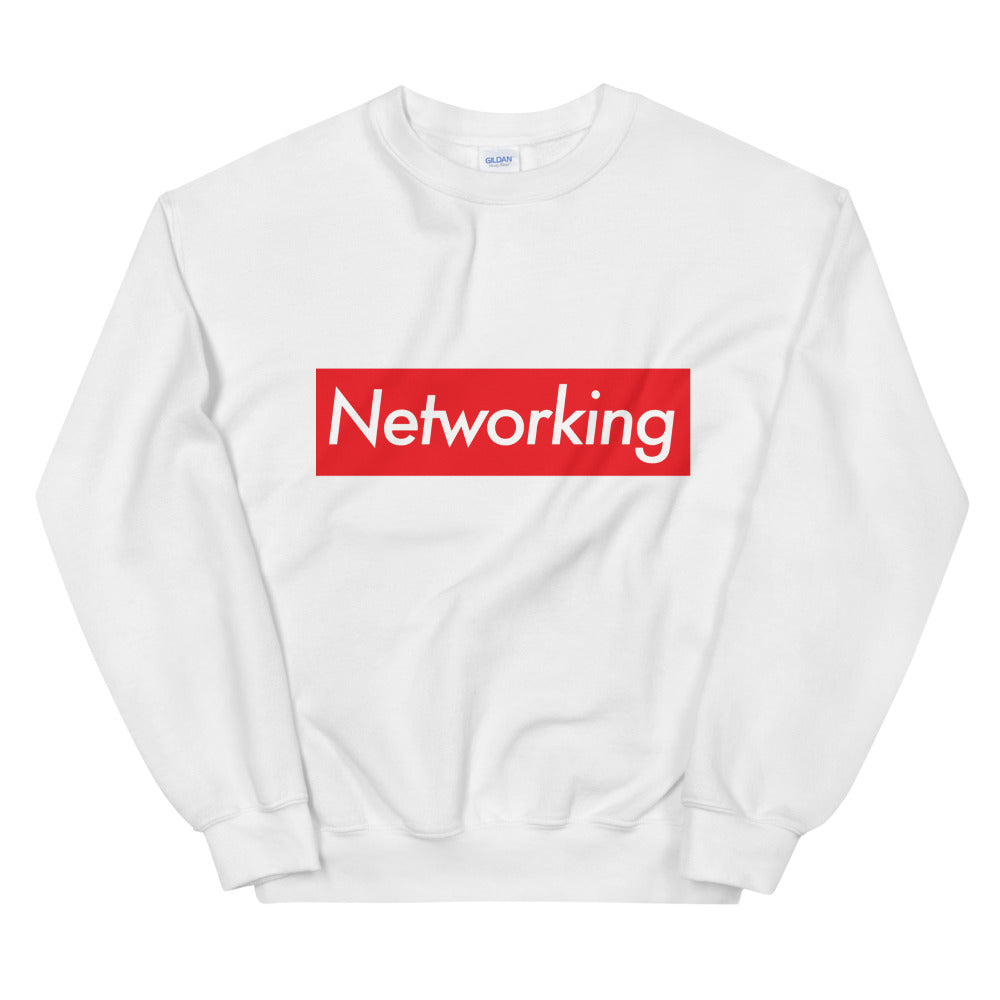Networking Pullover
