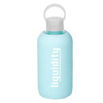 Liquidity Silicone Water Bottle - Finance Is Cool