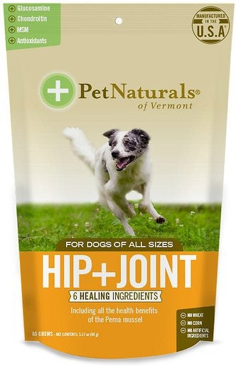 Pet Naturals of Vermont Hip and Joint Dog Chews
