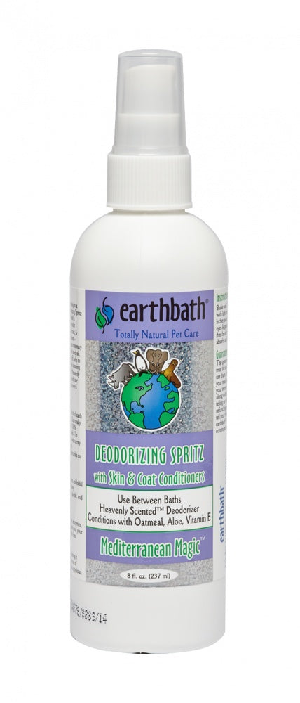 Earthbath Mediterranean Magic Spritz for Dogs