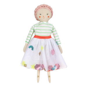 Matilda Fabric Doll