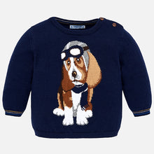 Aviator Dog Sweater 2318