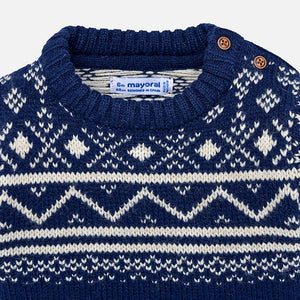 Fair Isle Sweater 2324