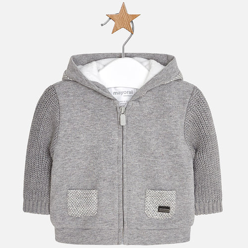 Hooded Sweatershirt 2452