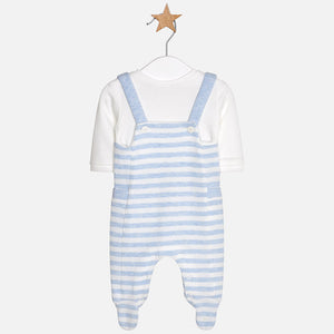 Striped Onesie 2604