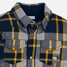 Lined Overshirt 4136