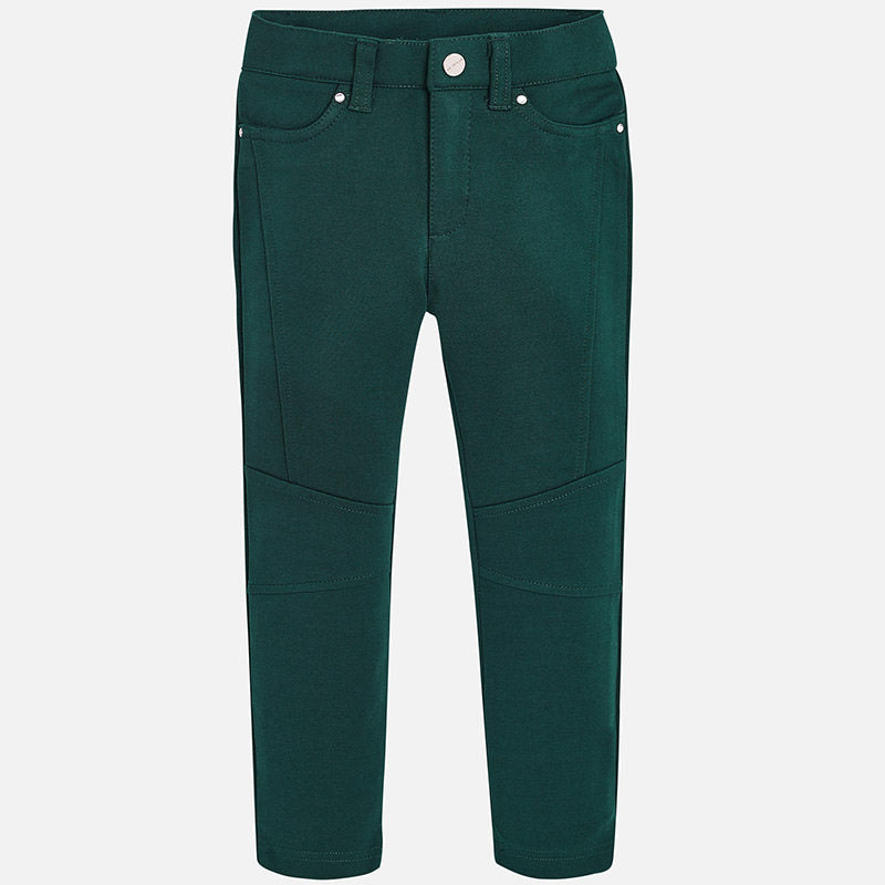 Jersey Jegging Green 4552