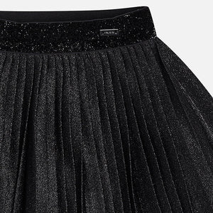 Sparkly Pleated Skirt 4912