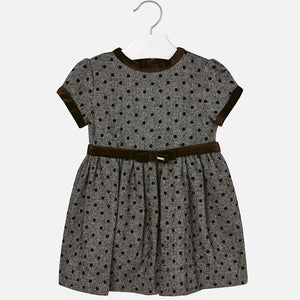 Polka dot Dress 4950